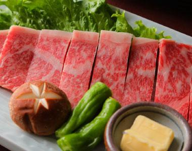 Noboribetsu beef steak
